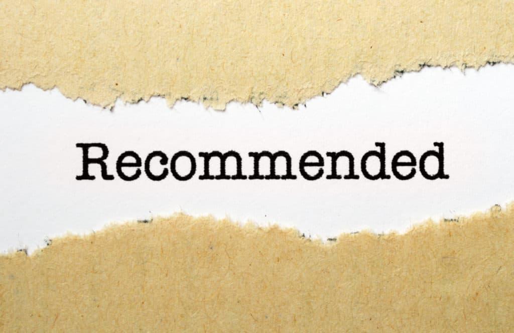 KDJSS Recommendations