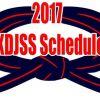 KDJSS Schedule 2017