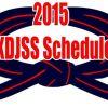 KDJSS Schedule 2015